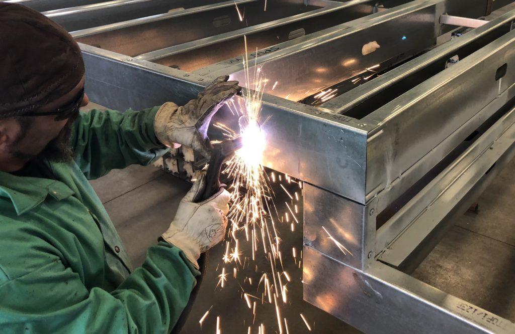 shop welding